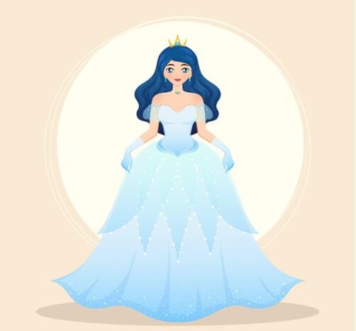 El viaje de la princesa