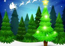 El pino de Navidad